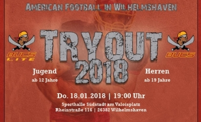 American Football TryOut